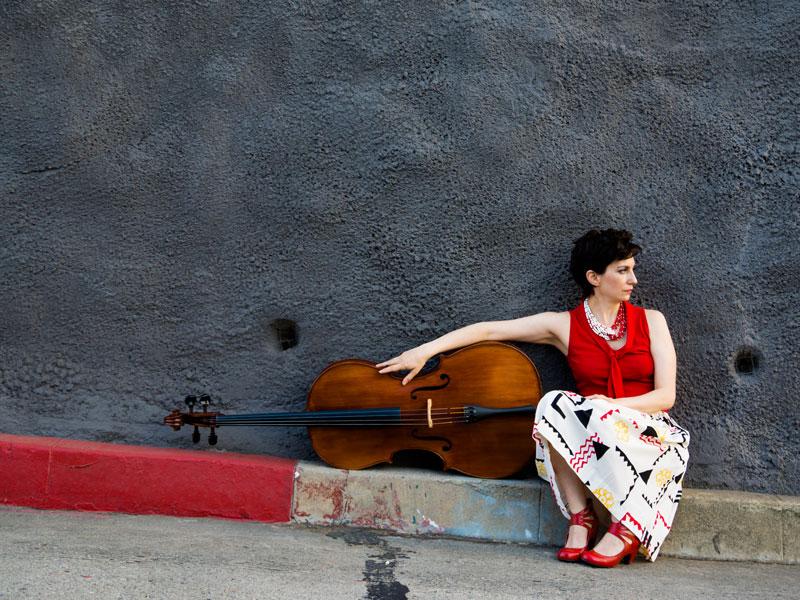 Simone Vitucci cellist